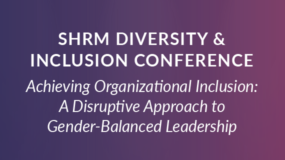 EVENT: Oct. 23rd | SHRM Diversity & Inclusion Conference